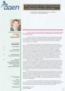 Page couverture DDEN62